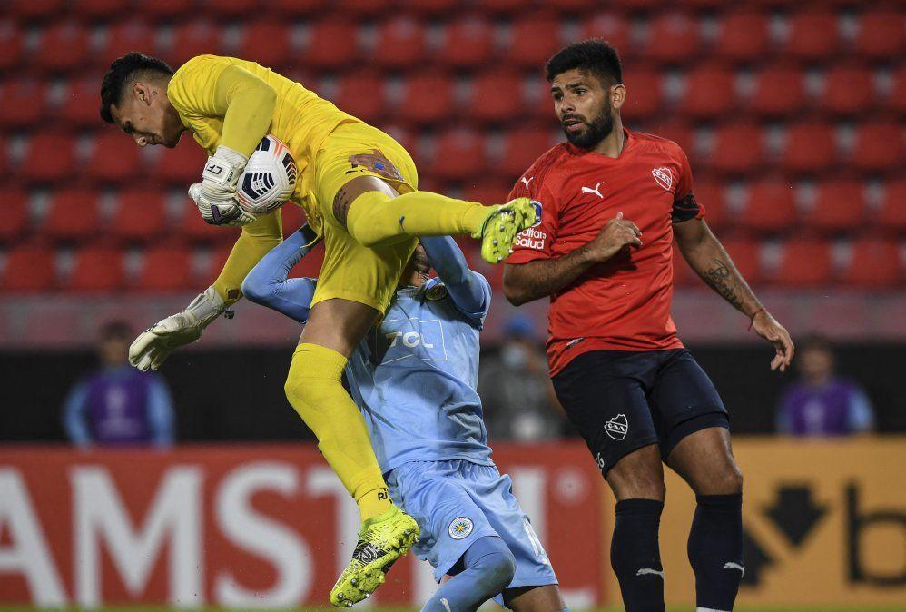 City Torque cayó en Buenos Aires ante Independiente por 3-1 en Copa  Sudamericama