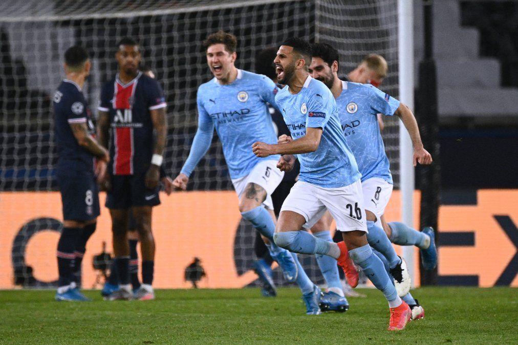 El City remonta al PSG y mueve ficha para jugar su primera final de Champions