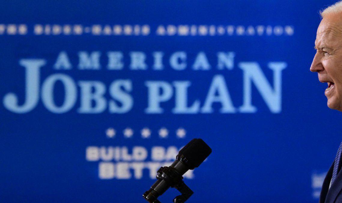 Biden prepara ajuste fiscal: empresas y estadounidenses más ricos deben pagar su cuota justa,