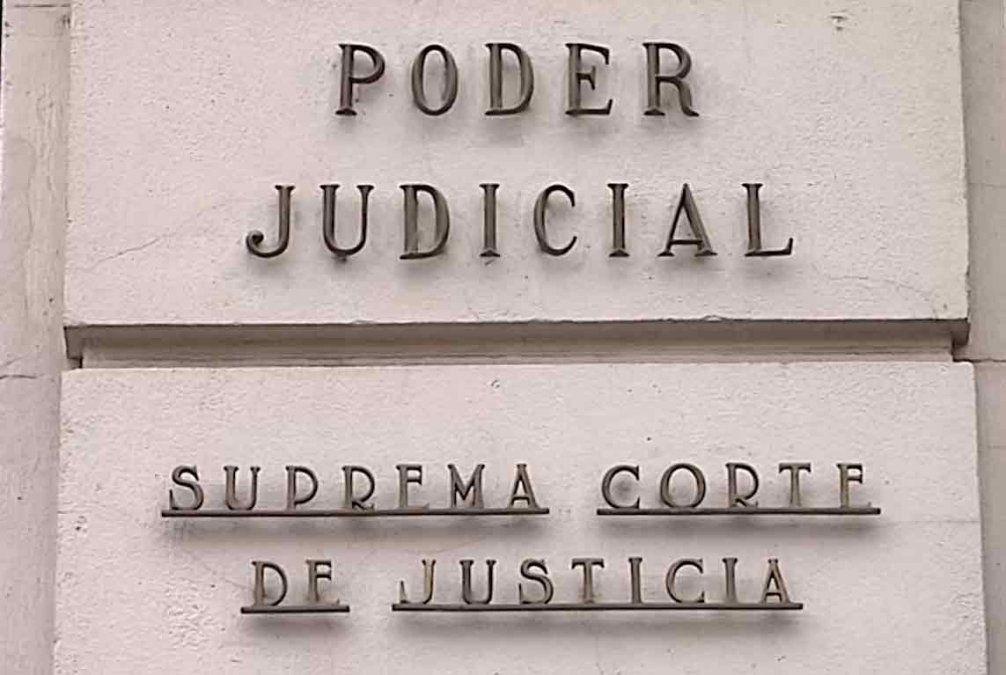 SCJ resolvió extender feria judicial hasta el 14 de mayo