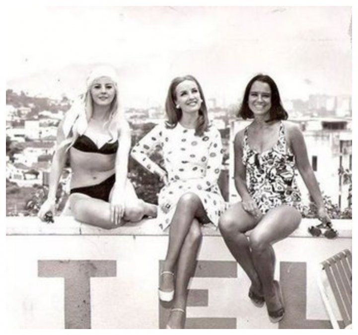 Tres divas del cine argentino: Libertad Leblanc
