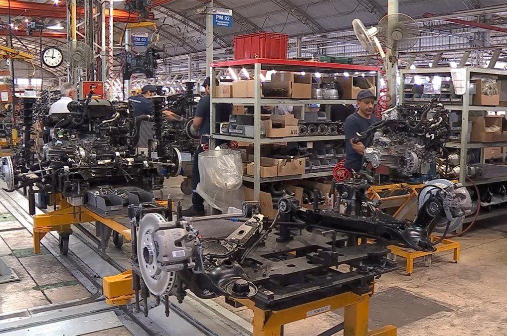 Ford y Nordex abren un llamado para 120 empleos en la industria automotriz