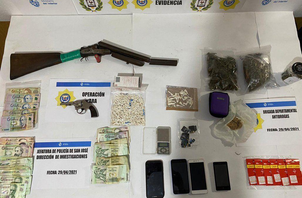 Cerraron una boca de venta de drogas en Libertad y un hombre fue enviado a la cárcel