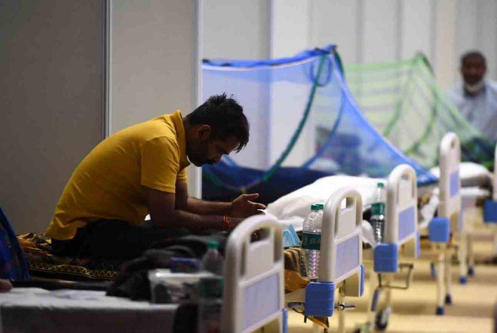 India recibe más ayuda internacional para luchar contra el Covid-19