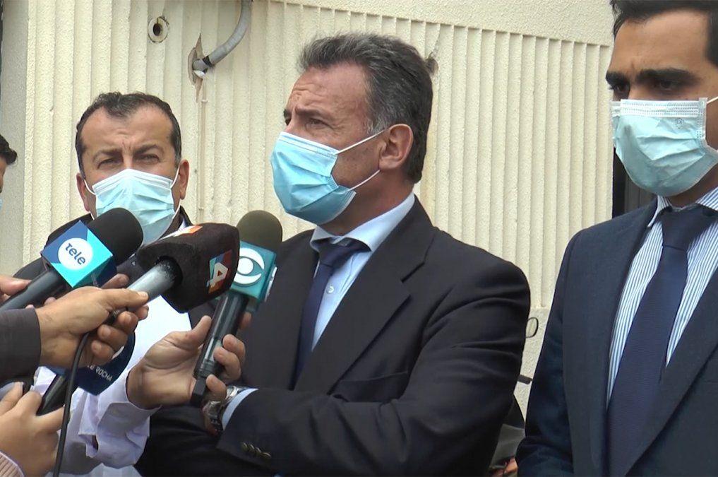Salinas pidió estudiar criterios de inmunización a embarazadas tras muerte de joven en Artigas
