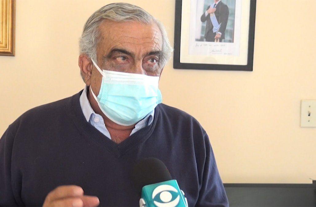 Río Negro a favor de delito de peligro para quienes incumplan medidas sanitarias
