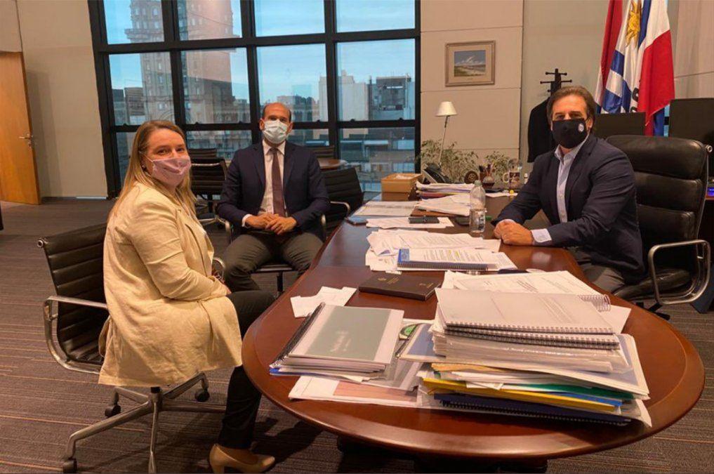 Andrea Brugman será la subsecretaria y acompañará a Martín Lema en el Mides