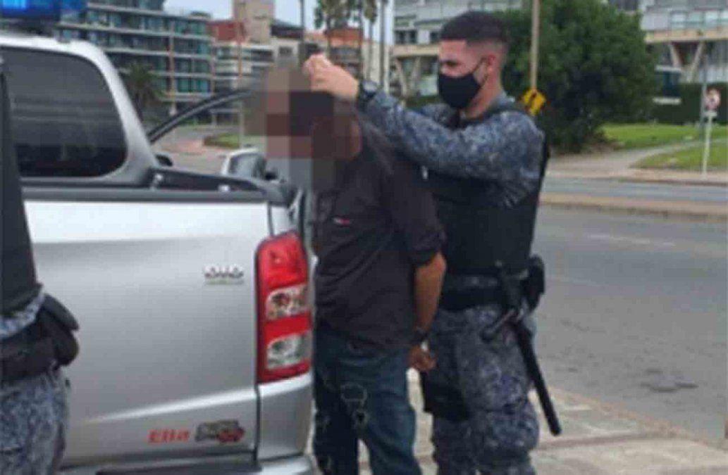 Un hombre fue apuñalado en el Puerto del Buceo y se encuentra en estado delicado
