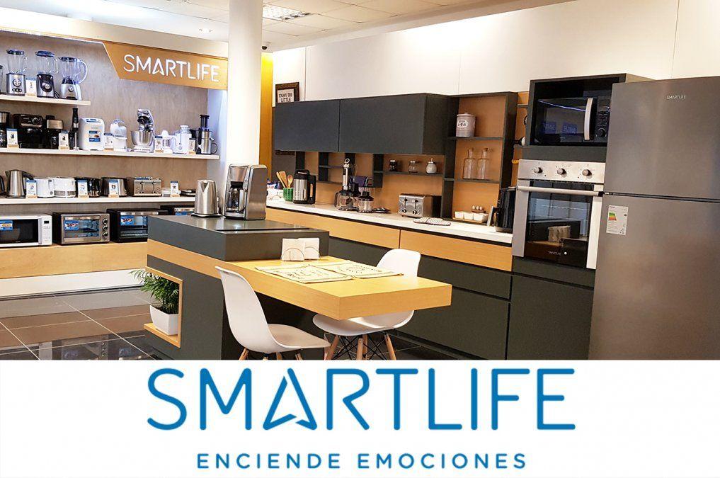 SMARTLIFE afianza su presencia en los hogares uruguayos