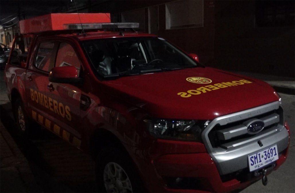 Desperfecto en un calefón provocó explosión en una vivienda en Maldonado