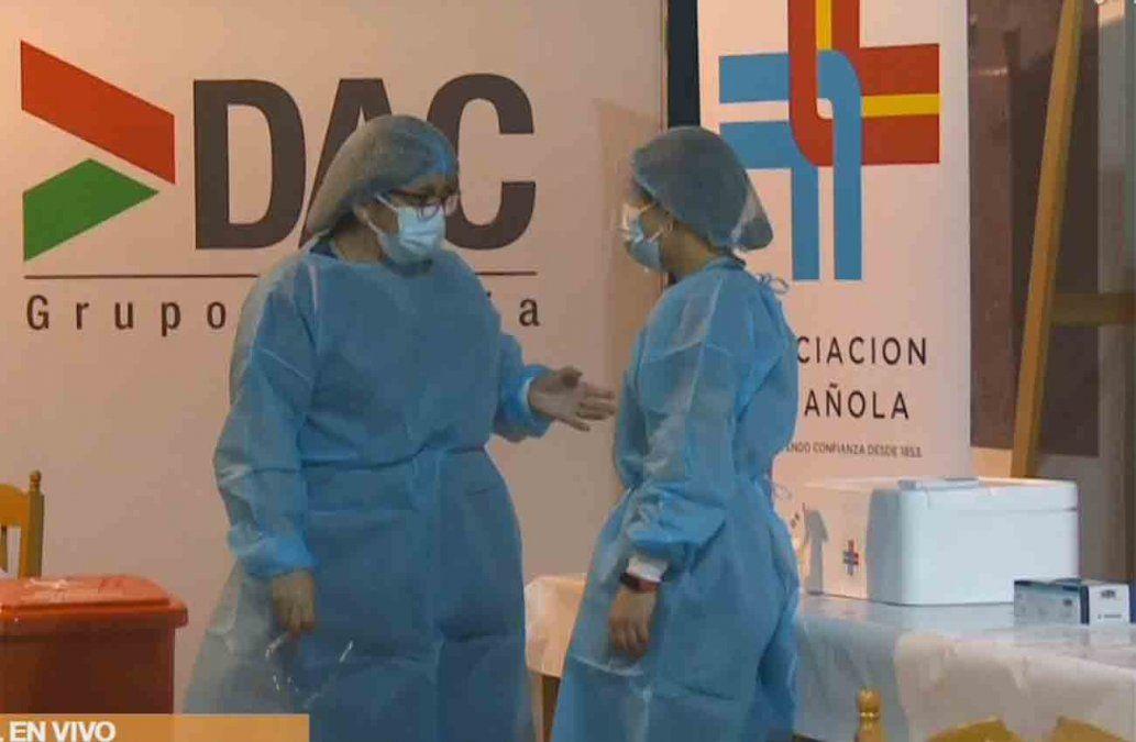 1.100 futbolistas recibirán la vacuna contra el Covid-19 entre jueves y viernes