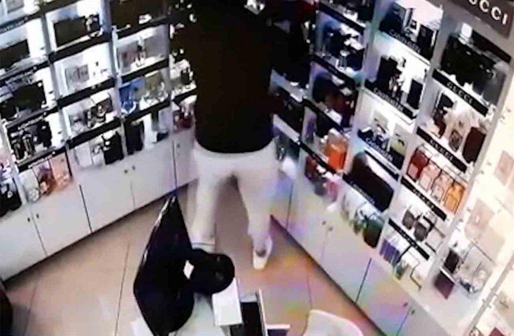 Cayó uno de los cabecillas de la banda de los perfumes y fue condenado
