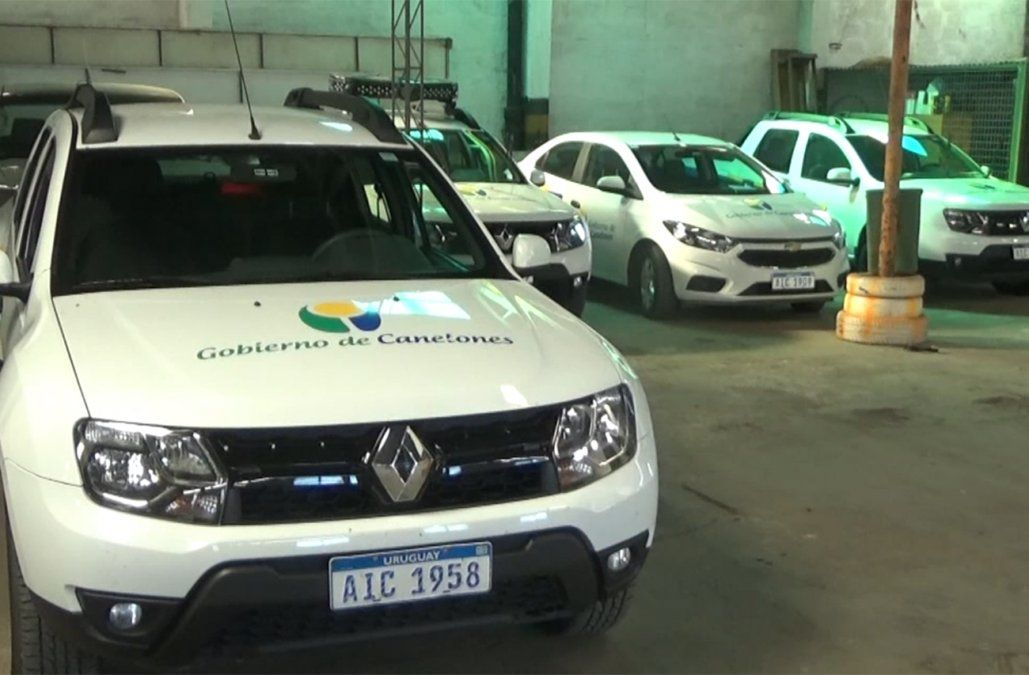 Intendencia de Canelones pone vehículos a disposición para traslado de personas a vacunarse