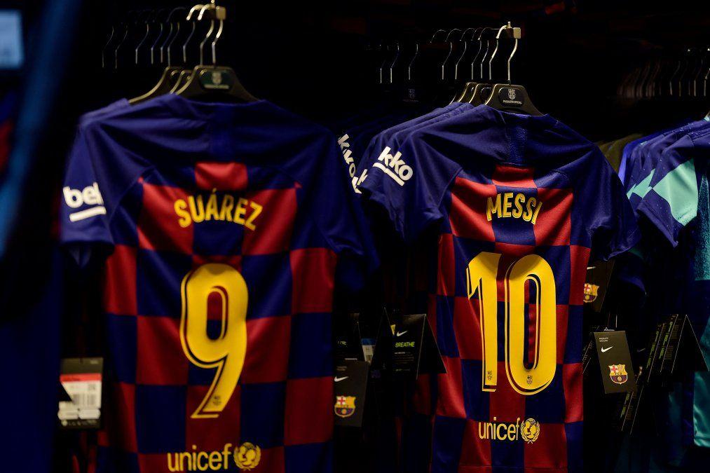 Barcelona-Atlético, choque este sábado por la Liga y duelo fratricida Messi-Suárez