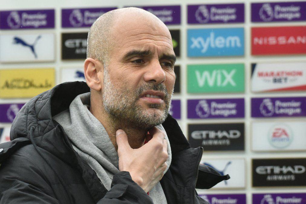 El City recibe este sábado al Chelsea por Premier League  sin pensar en la final de Champions, dice Guardiola