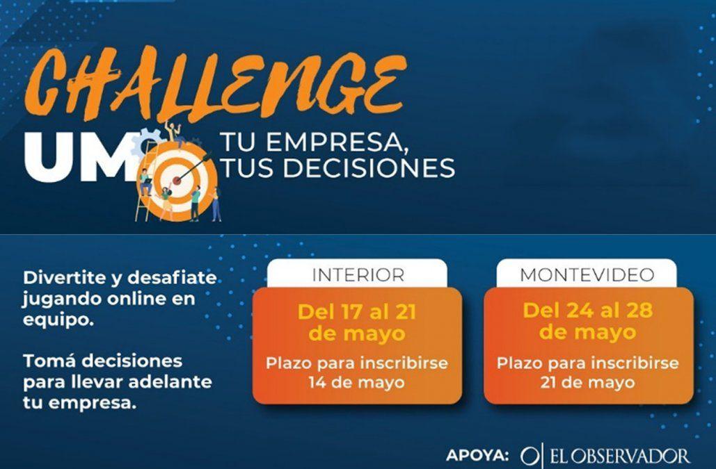 ChallengeUM: tu empresa, tus decisiones