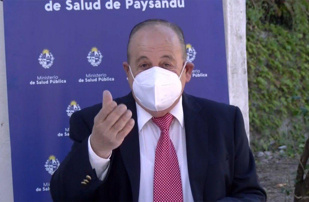 Autoridades de Paysandú notificaron a Fiscalía sobre personas con covid19 que incumplen cuarentena