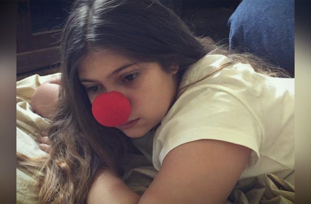 Pedido de colaboración: Sofía de 12 años necesita un tratamiento en el exterior