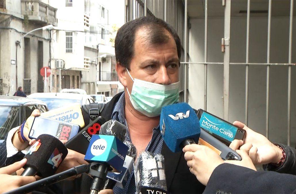 Estévez dijo que se expresó mal: fueron test rápidos y no test positivos
