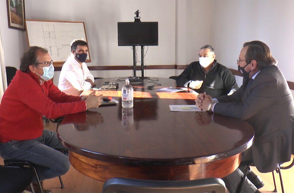 Intendentes y OPP llegaron a un acuerdo para distribuir los jornales solidarios