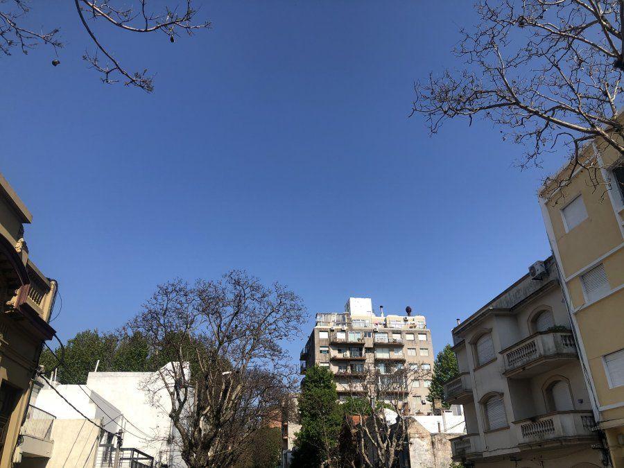 Sábado algo nuboso, con temperaturas máximas entre 18 y 21º