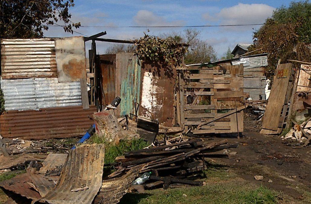 Im comienza el lunes tareas de limpieza y construcción en viviendas incendiadas en Piedras Blancas
