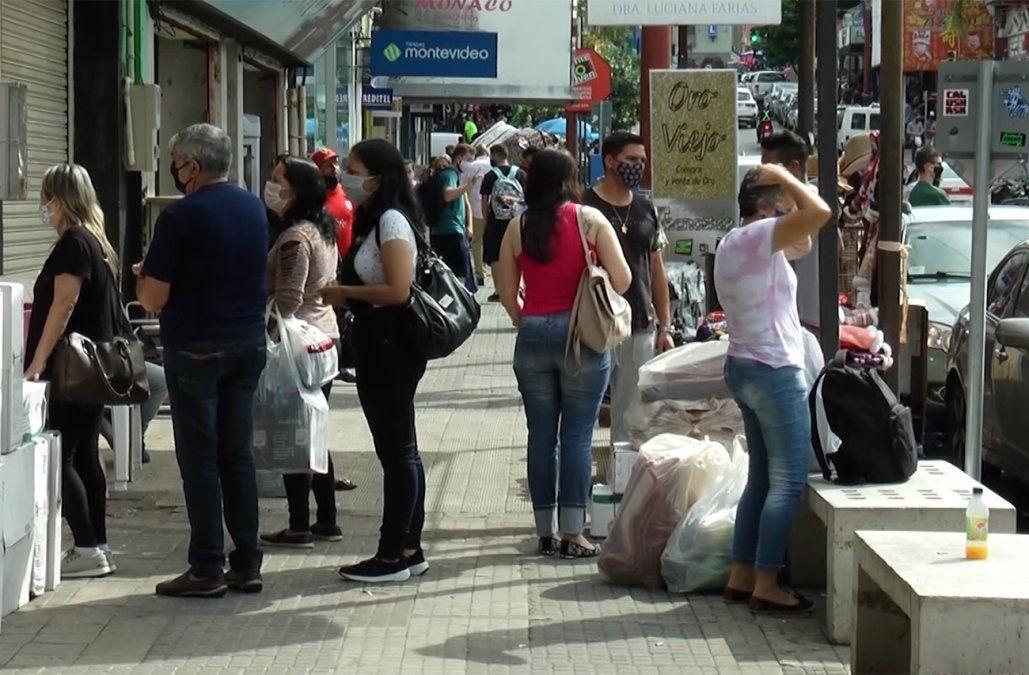 Comerciantes de Rivera plantean la creación de tarjeta especial para los riverenses