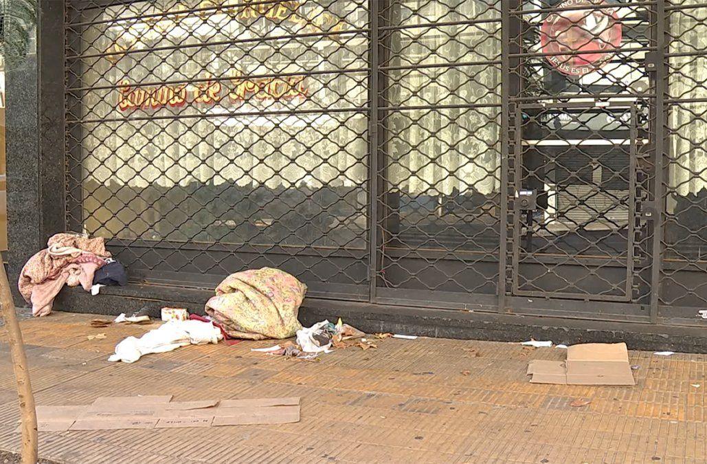 Hombre fue encontrado sin vida en el Centro; vivía en la calle hace varios años y se negaba a ir a refugio