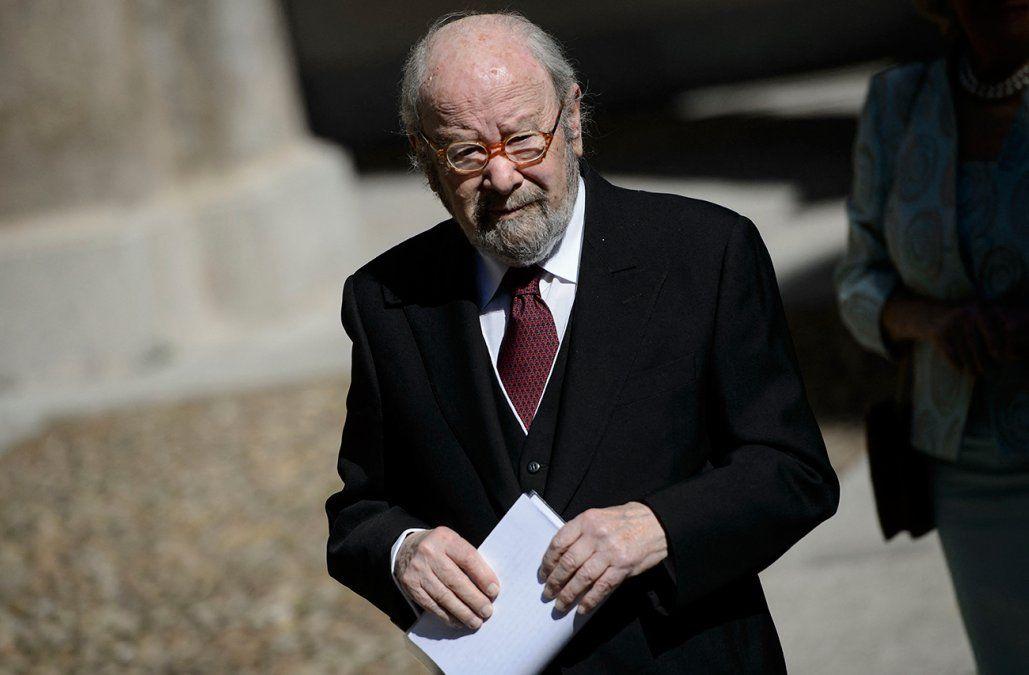 Muere el escritor español José Manuel Caballero Bonald