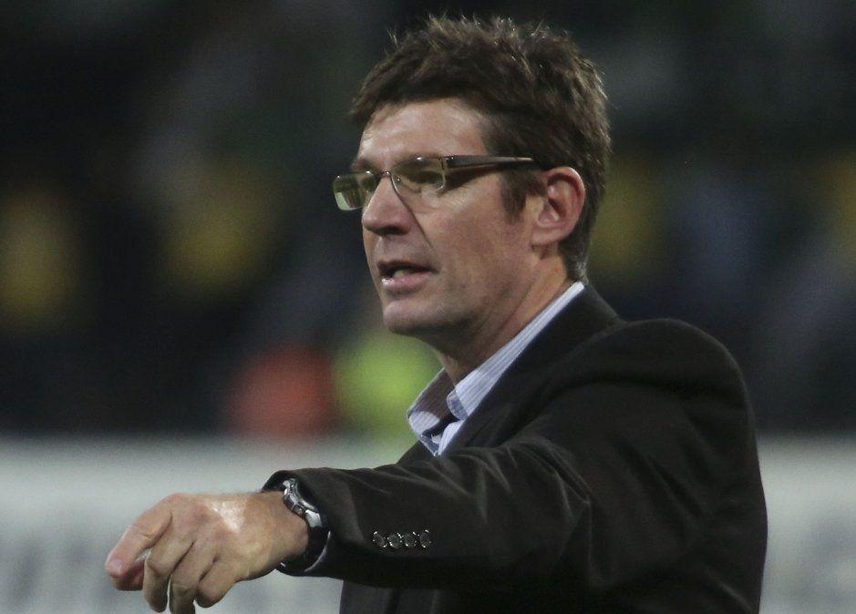 El DT de juveniles Fernando Curutchet pasó de Peñarol a Nacional