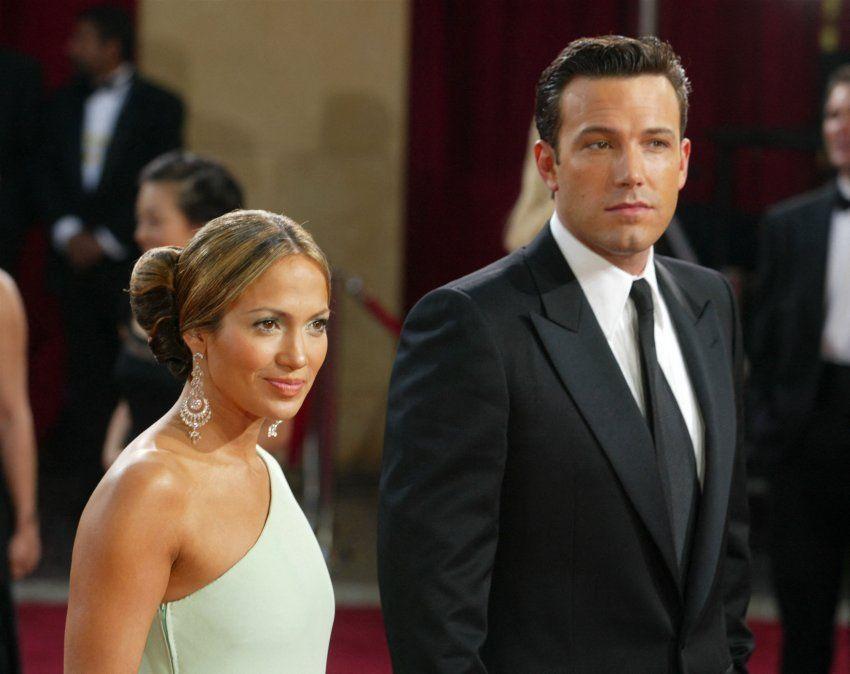 Jennifer López y Ben Affleck están en pareja de nuevo, 17 años después de cancelar la boda