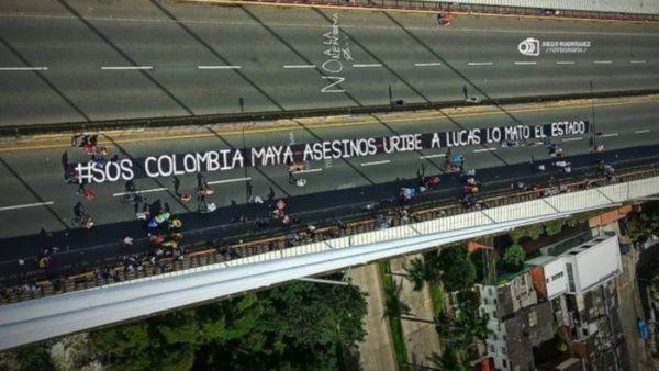 Muerte cerebral del activista estudiantil Lucas Villa, símbolo de las protestas en Colombia