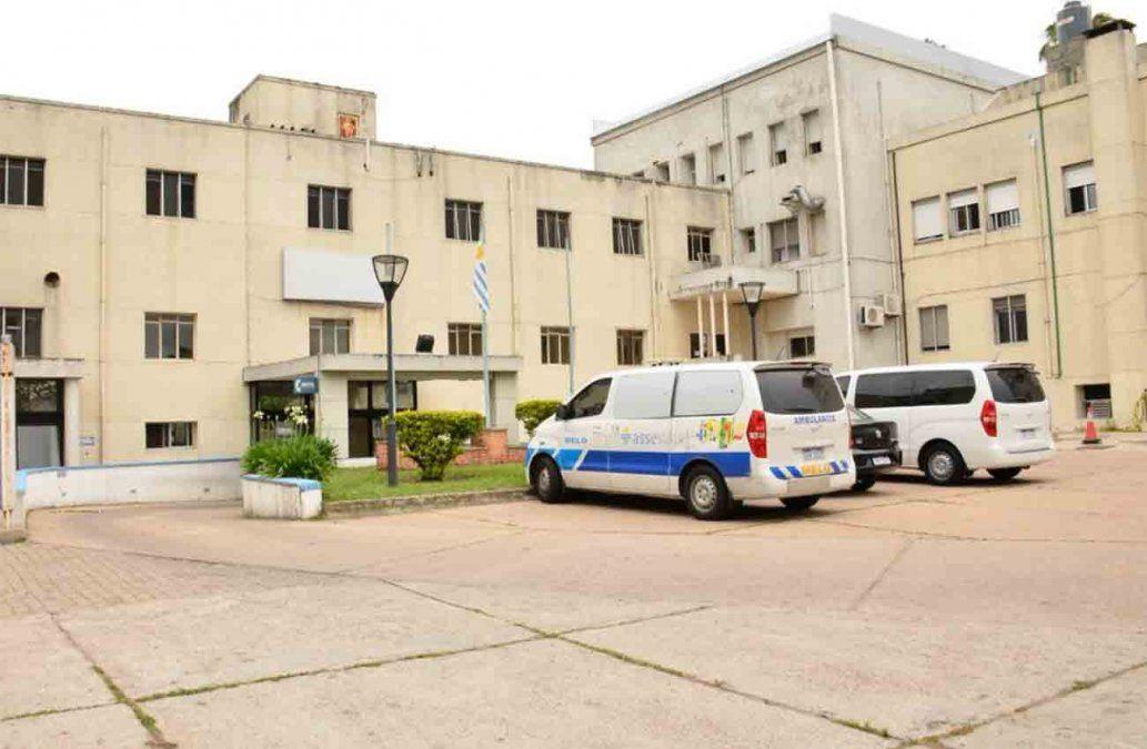 Investigan caso de paciente con Covid-19 hallada muerta en el piso del Hospital de Melo