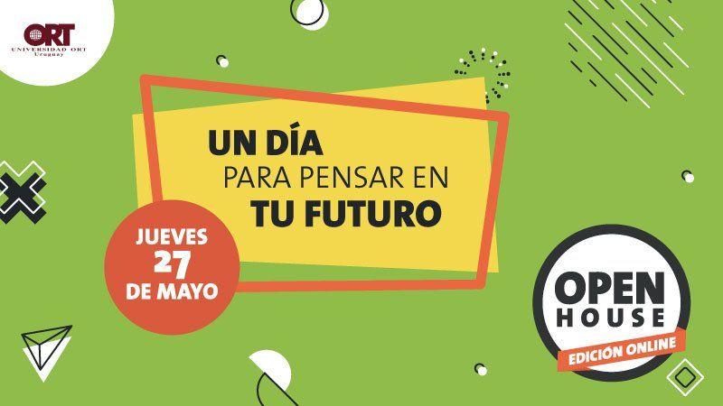 Universidad ORT Uruguay realizará el Open House, en Edición Online