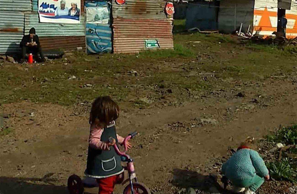 170.000 niños en Uruguay viven en la pobreza