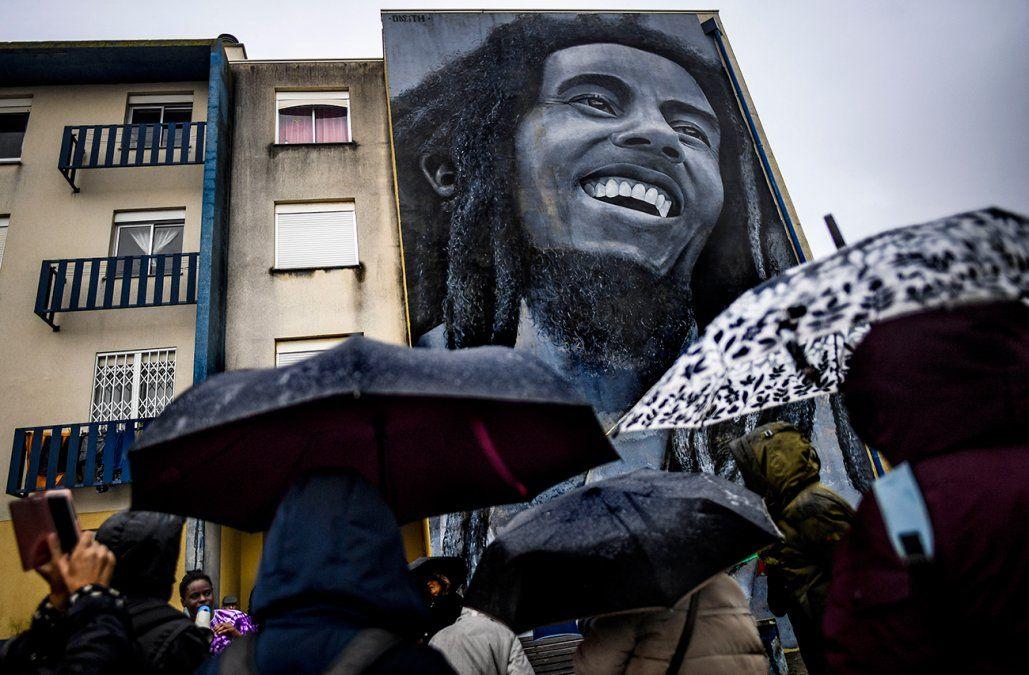 El legado de Bob Marley vive cuatro décadas después de su muerte