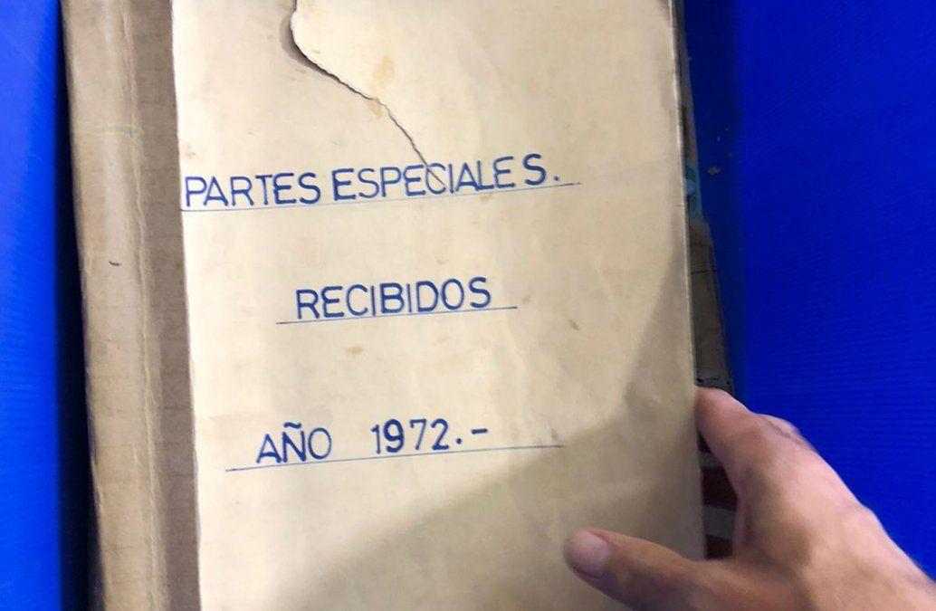 Acceda aquí a los archivos de la dictadura que Lacalle Pou entregó a Fiscalía y a Familiares