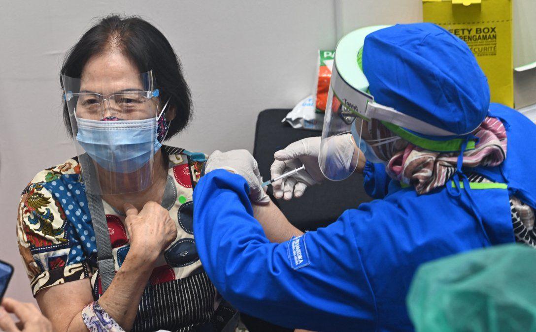 Sinovac logró una eficacia real de 94% en un estudio de personal sanitario en Indonesia