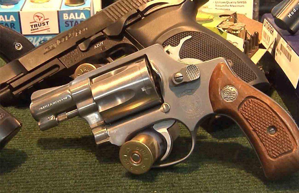Tráfico de municiones en Rivera: detectan el desvío de 90.000 balas