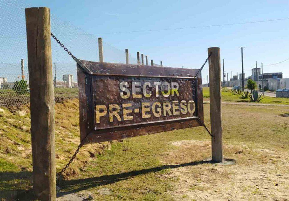 Inauguraron el primer centro de preegreso de cárceles del país en ex-Comcar