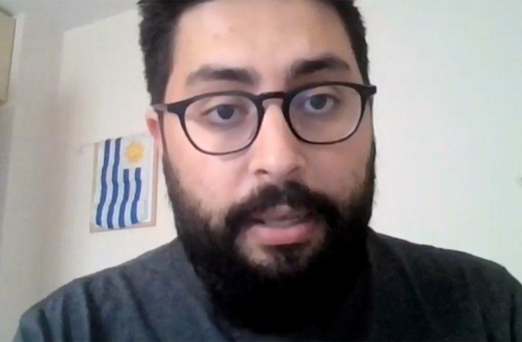 Joven uruguayo en Israel debió refugiarse dos veces y cuenta cómo vive estas horas de tensión