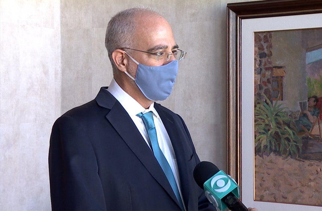 Embajador de Israel valoró posición de Uruguay por el conflicto en Medio Oriente