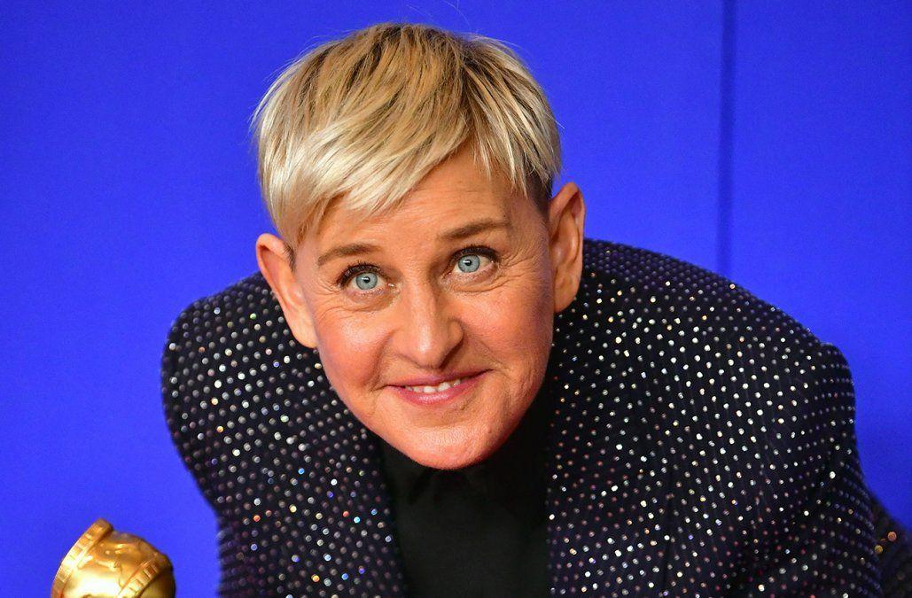 Ellen DeGeneres anunció el final de su programa de TV después de 19 temporadas
