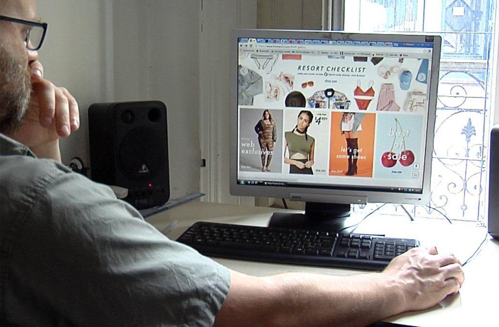Aumentaron 138.5% las compras de uruguayos al exterior a través de internet