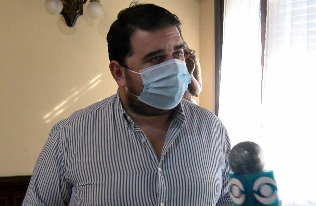Intendente de Paysandú pidió al gobierno reabrir gimnasios y clubes para los ya inmunizados