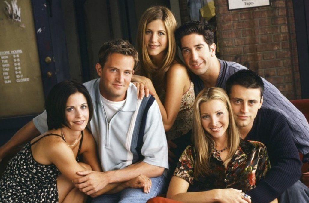 El episodio especial del reencuentro de Friends llega el 27 de mayo
