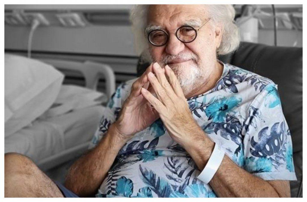 Alarcón post Covid-19: Me siento un sobreviviente, les ruego que se cuiden;  esto no es changa.