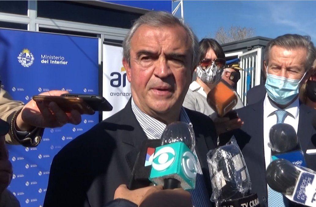 Jorge Larrañaga sobre abuso policial: se ha hablado muchísimo y se ha probado casi nada
