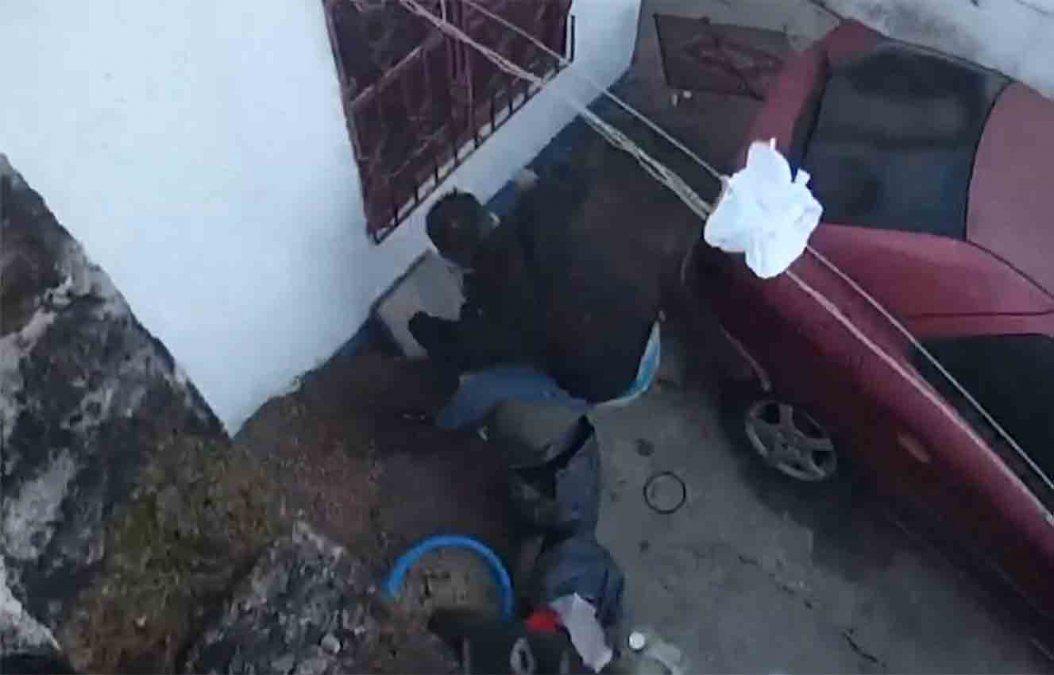 Imputaron a los delincuentes que hirieron a una mujer policía en un tiroteo