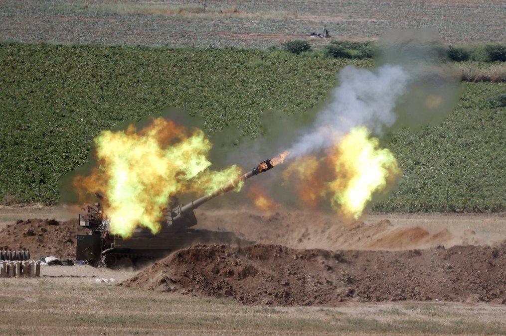 Crisis de Medio Oriente; continúan los fuertes enfrentamientos entre Israel y Palestina